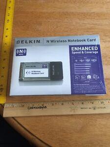 BELKIN WIRELESS F5D8013 DRIVER FOR WINDOWS 7
