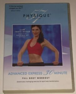 Physique-57-Advanced-Express-30-Minute-DVD-REGION-1-US