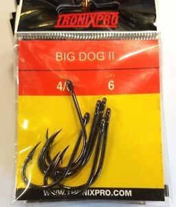 Tronix-Pro-Big-Dog-II-MK2-Fishing-Hooks-All-Sizes