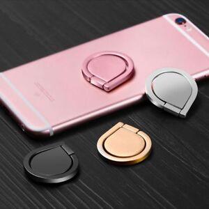 Car-Mount-Finger-Ring-Holder-Cellphone-Bracket-Stand-360-Rotating-Water-Drop