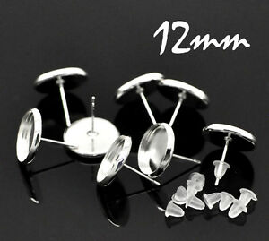 Klappbrisur ohrhaken 16 x 10 mm metal rotkupfer 1 par