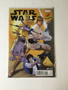 STAR WARS #20 ACTION FIGURE VARIANT NEAR MINT FIRST PRINT BAGGED AND BOARDED