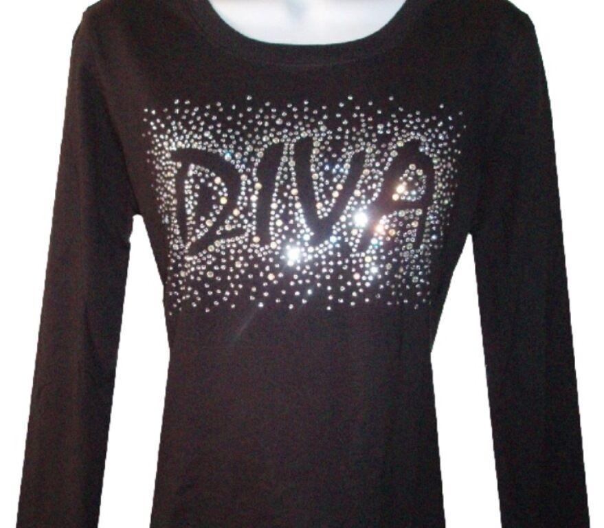 DIVA PINK | Long Sleeve Shirts