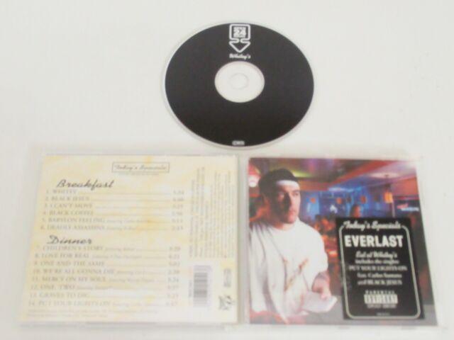 Everlast / EAT AT WHITEY'S ( Tommy Boy Tbcd 1411) CD Álbum