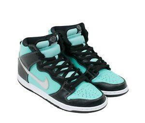 Nike-Diamond-Supply-Co-Dunk-Haut-Tiffany-Dunks-Taille-11-2014