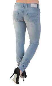 Cn702 Grau Damen Tubo Coccara Slim Grigio Fit Jeans Neu Bella Denim qXZw0aR