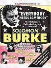 Solomon Burke - Everybody Needs Somebody (DVD, 2007)