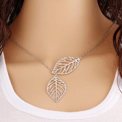 Fashion Women Gold Silver Crystal Choker Pendant Statement Bib Necklace Jewelry