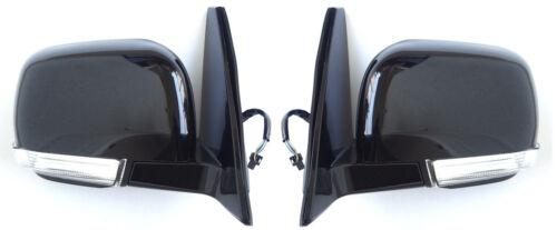 Mitsubishi Pajero//Montero//Shogun 2000-2014 Derecho Espejo De Ala Izquierda Exterior Negro