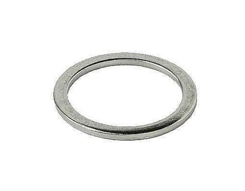 """Bicycle Headset Washer 1/"""" And 1-1//8/"""" Chrome Bike Parts"""