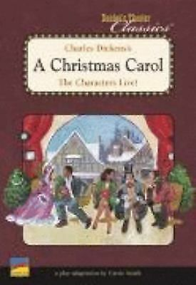 A Christmas Carol : The Characters Live! by Charles Dickens | eBay