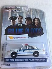 Greenlight Hollywood * 2001 Ford Crown Victoria Interceptor * Blue Bloods