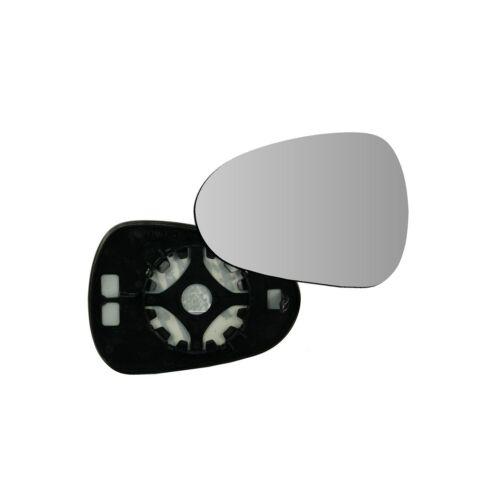 MIROIR GLACE RETROVISEUR SEAT LEON 1P 1P2 DE 05//2005 A 12//2012 DEGIVRANT GAUCHE