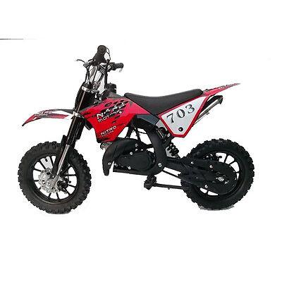 "Crossbike Cross Bike Pocket Bike Dirt Bike Kinder Motorrad Enduro Modell"" CROXX"""