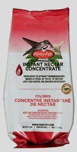 New-Perky-Pet-Hummingbird-Red-Nectar-Food-Concentrate-Sucrose-2-lb-Makes-192-oz