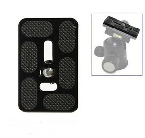 70mm-Quick-Release-Plate-Arca-Swiss-Type-Sony-a5100-a5000-a3500-a3000US-Seller