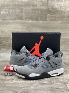 Nike Air Jordan IV 4 Retro Cool Grey