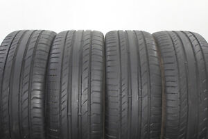 4x-Continental-SportContact-5-SUV-245-45-R19-98W-7mm-nr-7611