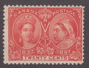 Canada-1897-59-Queen-Victoria-Diamond-Jubilee-Issue-MH-F