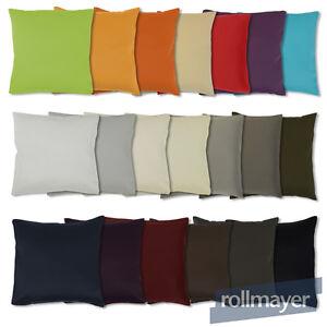 coussin d coratif housse de coussin coussin reno 40x40 50x50 60x60 40x60 ebay. Black Bedroom Furniture Sets. Home Design Ideas