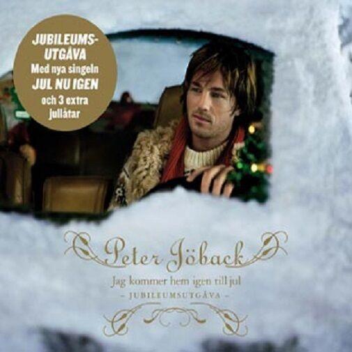 """Peter Joback - """"Jag Kommer Hem Igen Till Jul Jubileumsutgåva"""" - 2012"""