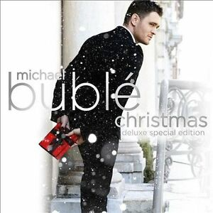 MICHAEL-BUBLE-Christmas-Deluxe-Special-Edition-CD-BRAND-NEW