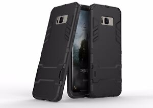 SAMSUNG-GALAXY-S8-PLUS-SLIM-TOUGH-SHOCK-PROOF-BUILDER-PHONE-CASE-COVER-STAND