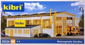 Bausatz Wartungshalle 15 NEU Spur H0
