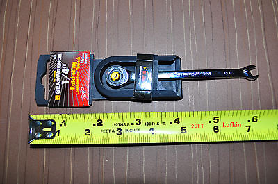 """1/4"""" Ratcheting Combination Gear Wrench Original Gearwrench Kd 9008"""