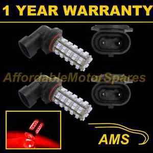 2X-HB3-9005-Rouge-60-LED-Avant-Phare-Ampoules-Kit-Xenon-HL500801