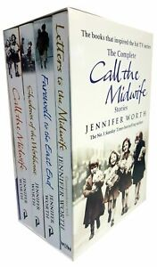 Jennifer-Worth-The-Complete-Call-The-Midwife-Stories-4-Books-Collection-Set-Pack