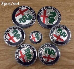 7x-Alfa-Romeo-emblema-calandra-emblema-logotipo-nuevo