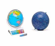 Oregon Scientific Interactive Infinitiy Smart Globe w/ Star Theme Globe Bundle