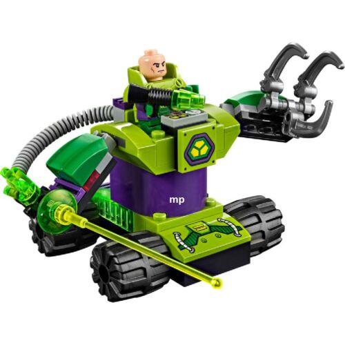 LEGO SUPER HEROES DC 10724 Lex Luthor/'s robotic vehicle minifigure No Box New