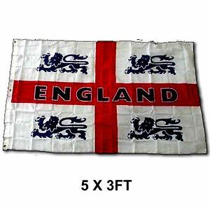 St George Flag 5 x 3 Ft Flag