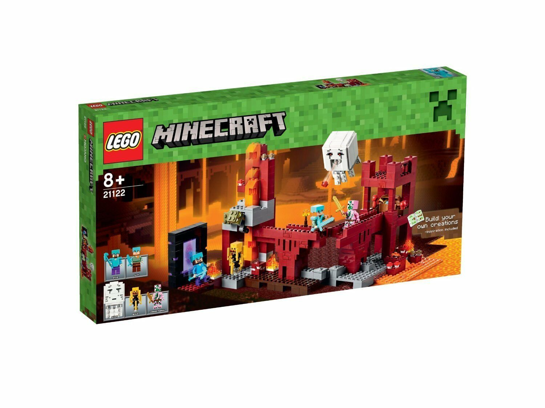 LEGO® Minecraft™ 21122 Die Netherfestung NEU NEW OVP OVP OVP MISB 2a6653