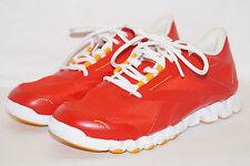 REEBOK ZIGNANO Fuse Trainers Gr.38 UK 5 rot orange J84418 Joggen laufen walken