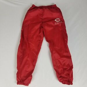 Washington Reds OuterStuff NFL Youth Boys Side Stripe Slim Fit Performance Pant