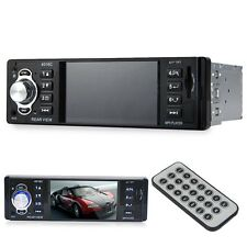 "4.1"" 1-DIN TFT HD Digital In-Dash Car Video Audio MP5 Player  USB SD AUX Ports"