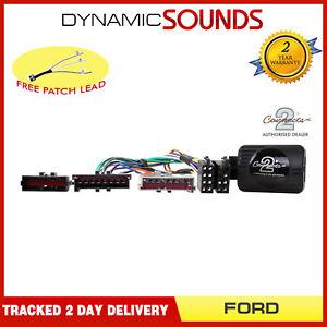 Mondeo Focus comando dello sterzo Adattatore Connette 2 ctsfo002 Ford Fiesta