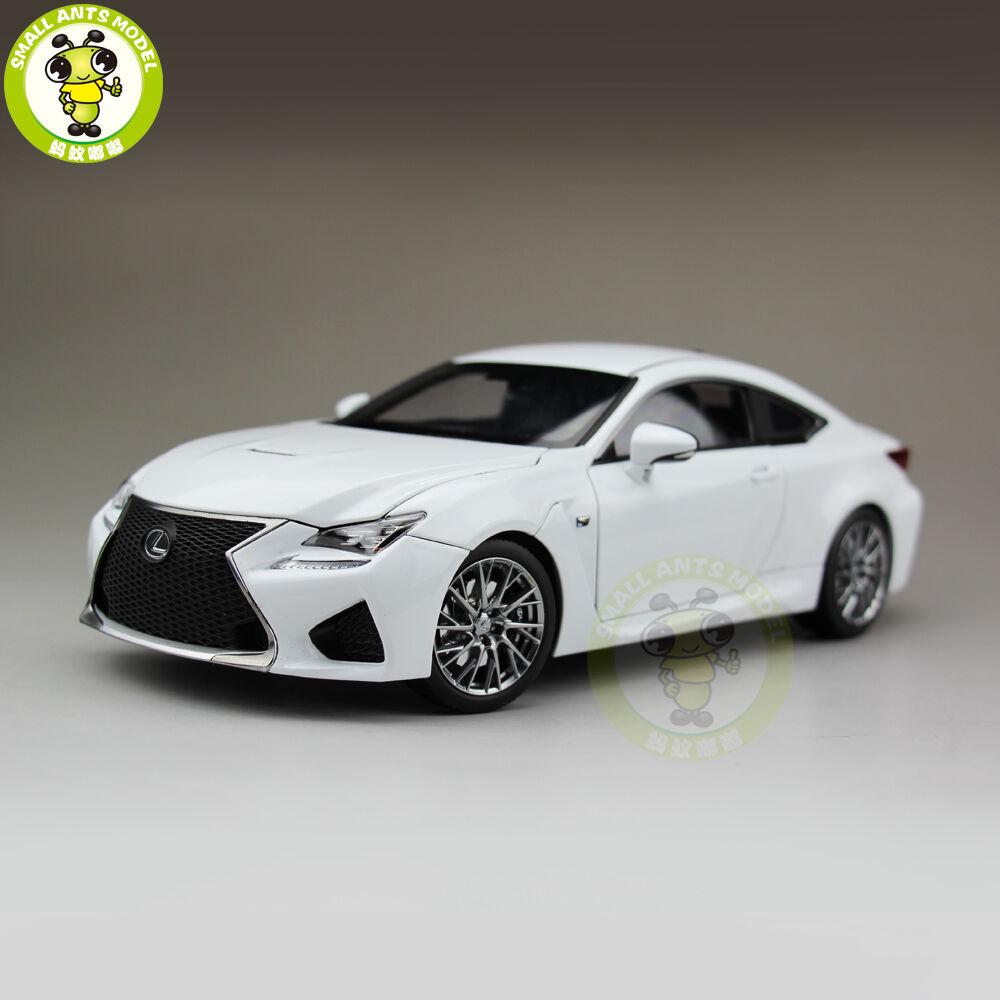 1   18 toyota lexus rcf - f ein diecast modell auto hobby sammlung geschenke