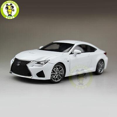 1//18 Toyota Lexus RCF RC F Diecast Model Car Gift collection White//Blue//Orange