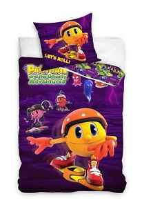Pac Man And The Ghostly Adventures Kinderbettwäsche Bettwäsche 135