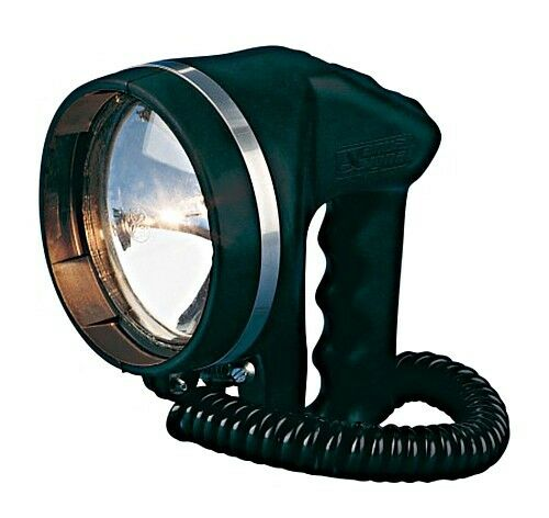 AQUASIGNAL BREMEN Waterproof Searchlight 12V-50W Halogen