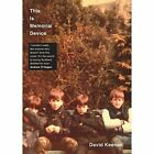 This Is Memorial Device by David Keenan (Paperback, 2017)