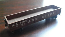 Vintage HO Scale AHM Ann Arbor AA 42742 Gondola Car LOOK