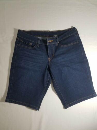 Levi Strauss Bermuda Shorts Denim Women's Size 28