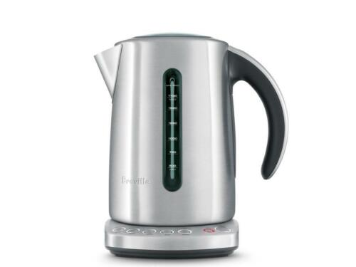 1 of 1 - NEW Breville BKE825 The Smart Kettle: Stainless Steel Grey