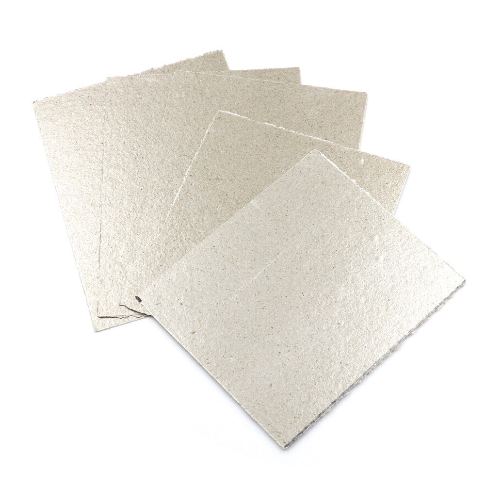 5pcs//lot high quality Microwave Oven Repairing Part 150 x 120mm Mica FO