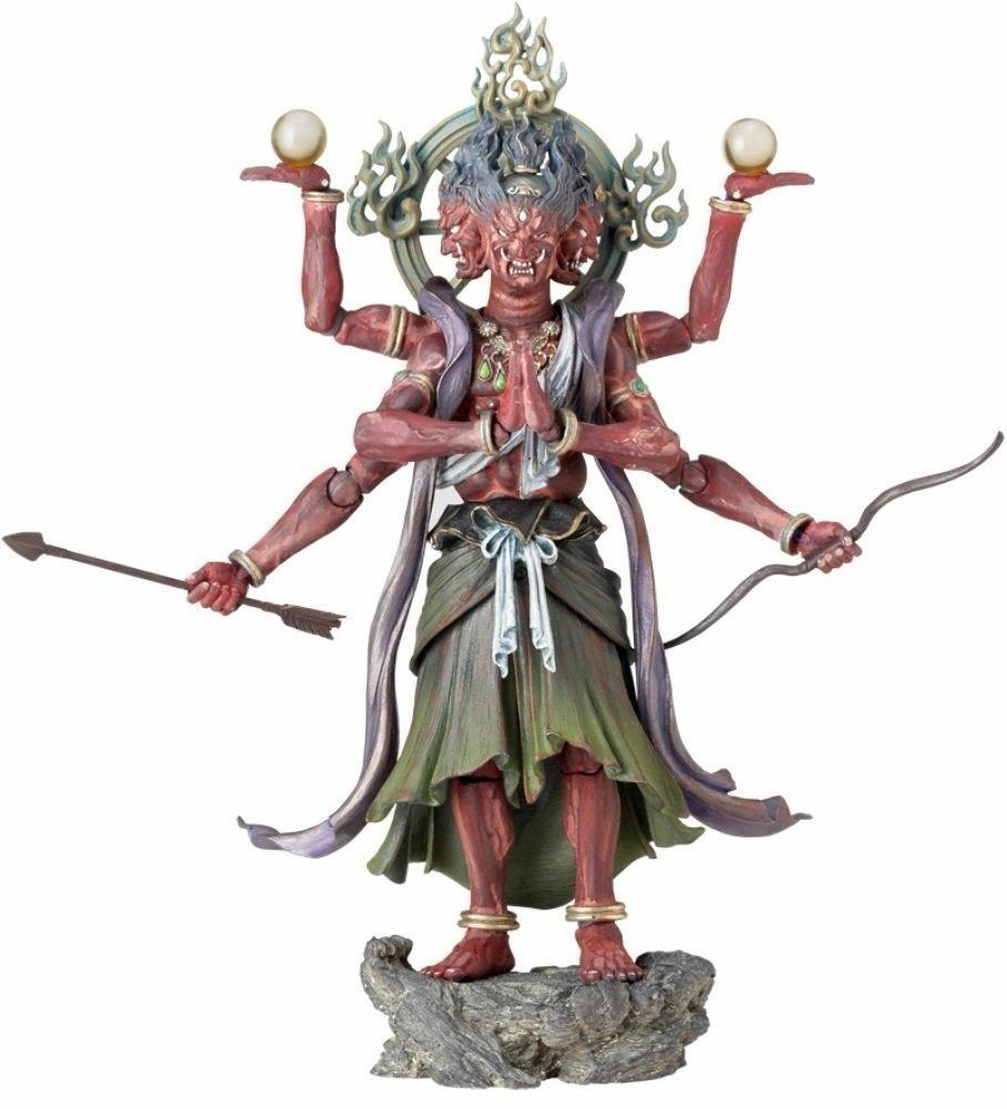 Revoltech TAKEYA BUDDHIST STATUE COLLECTION No.003 ASHURA Figure KAIYODO NEW